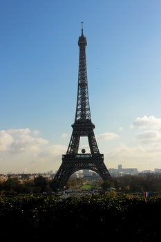 Eiffel Tower Paris during Daytime