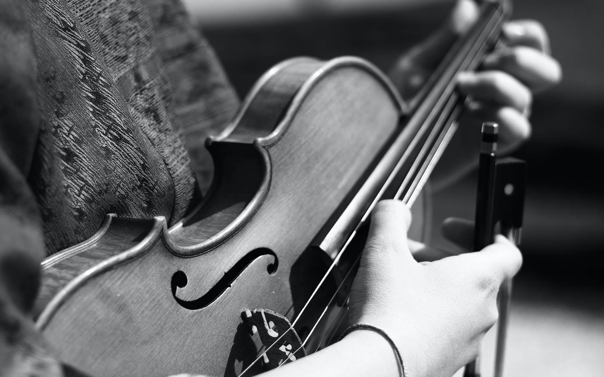 Kostenloses Stock Foto zu geige, hände, instrument, musik