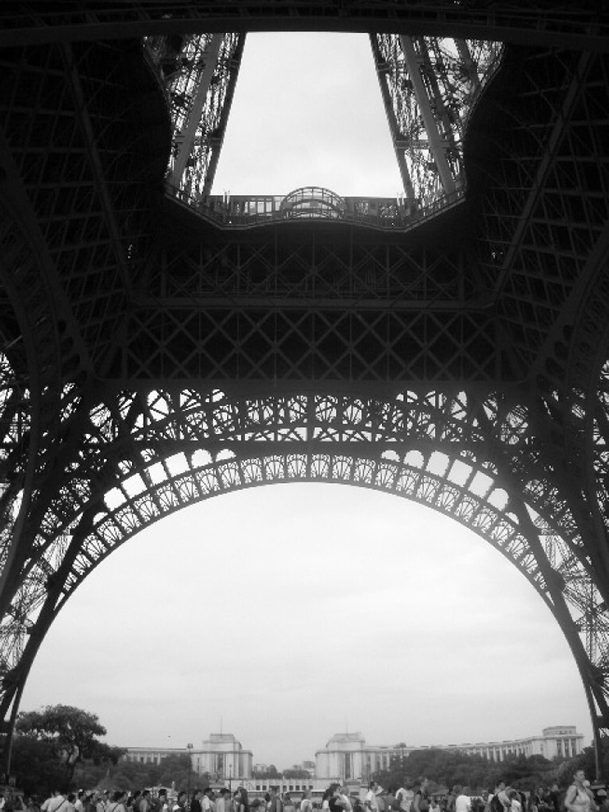 Free stock photo of black and white, eiffel tower, france, french