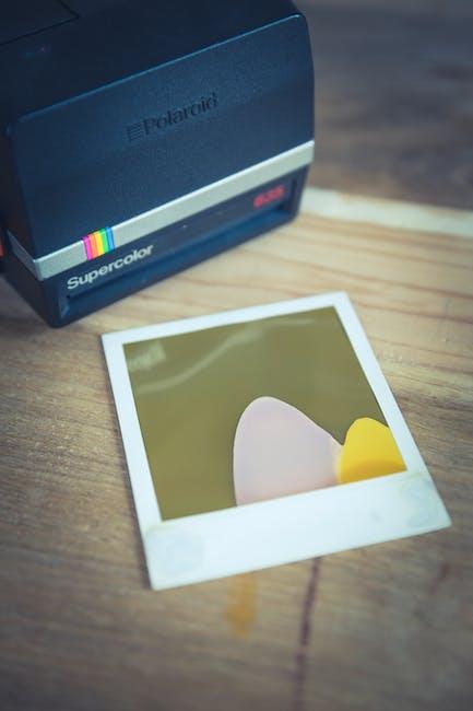 Black and Gray Polaroid Supercolor Printer