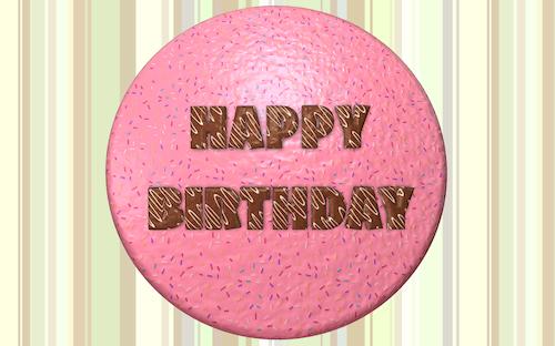 幸せな誕生日の願いの無料の写真素材