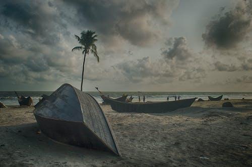 Fotobanka sbezplatnými fotkami na tému bangladéš, člny, cox's bazar, krajina pri mori