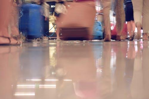 人, 人群, 包包 的 免費圖庫相片