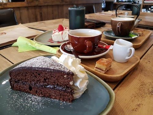 boş, Brunch, çanak, çikolata içeren Ücretsiz stok fotoğraf