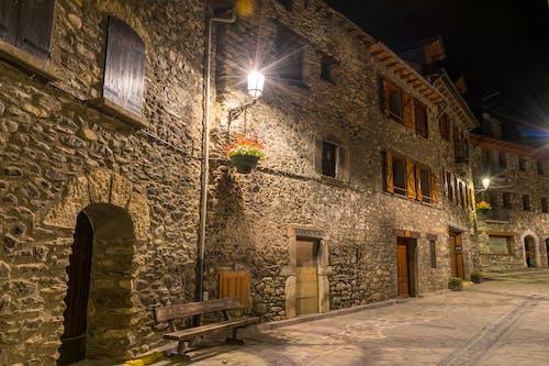 Fotobanka sbezplatnými fotkami na tému architektúra, budovy, kamenná stena, mesto