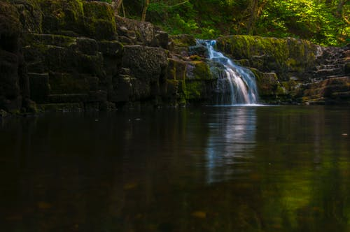 Free stock photo of aberdulais, aberdulais falls, beauty, boulder