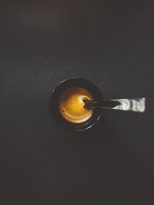 Základová fotografie zdarma na téma espreso, hrnek, káva, kofein