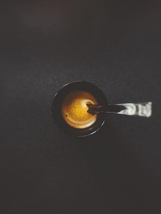 dryck, espresso, kaffe