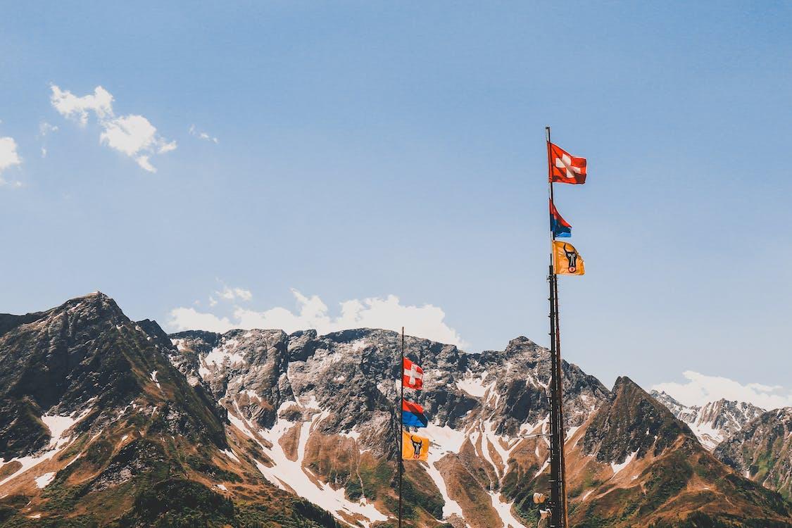 Alpen, avontuur, beklimmen