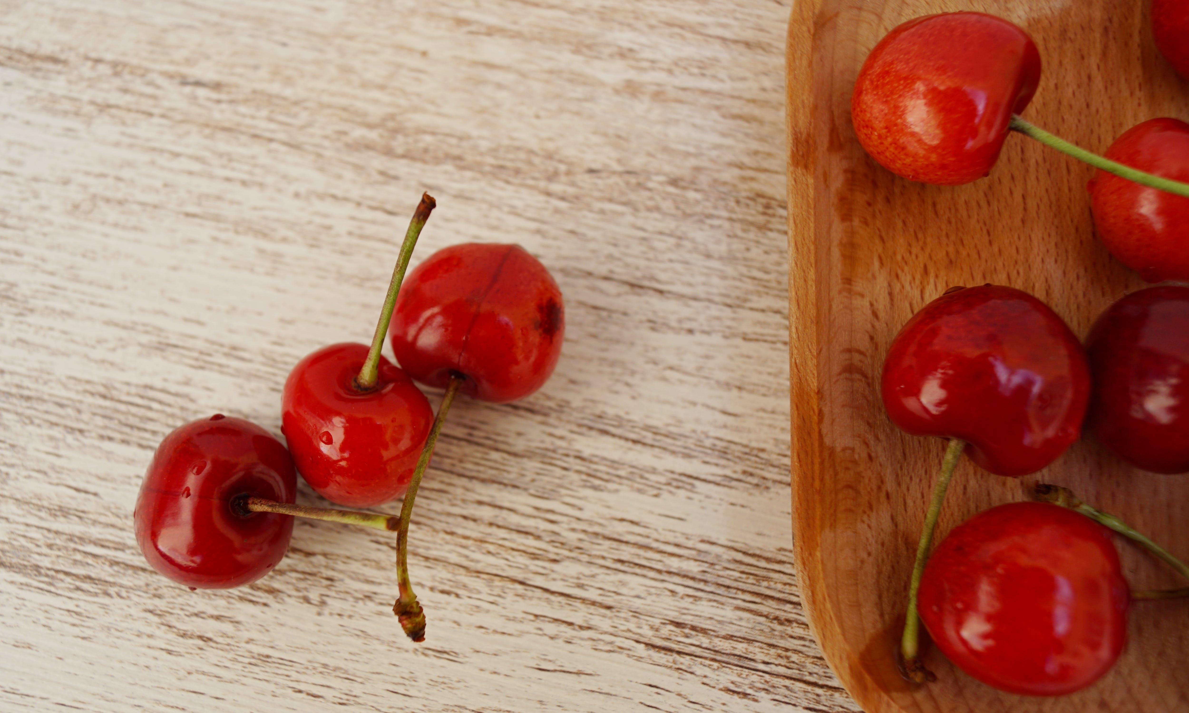 Free stock photo of summer, cherry, background, cherries