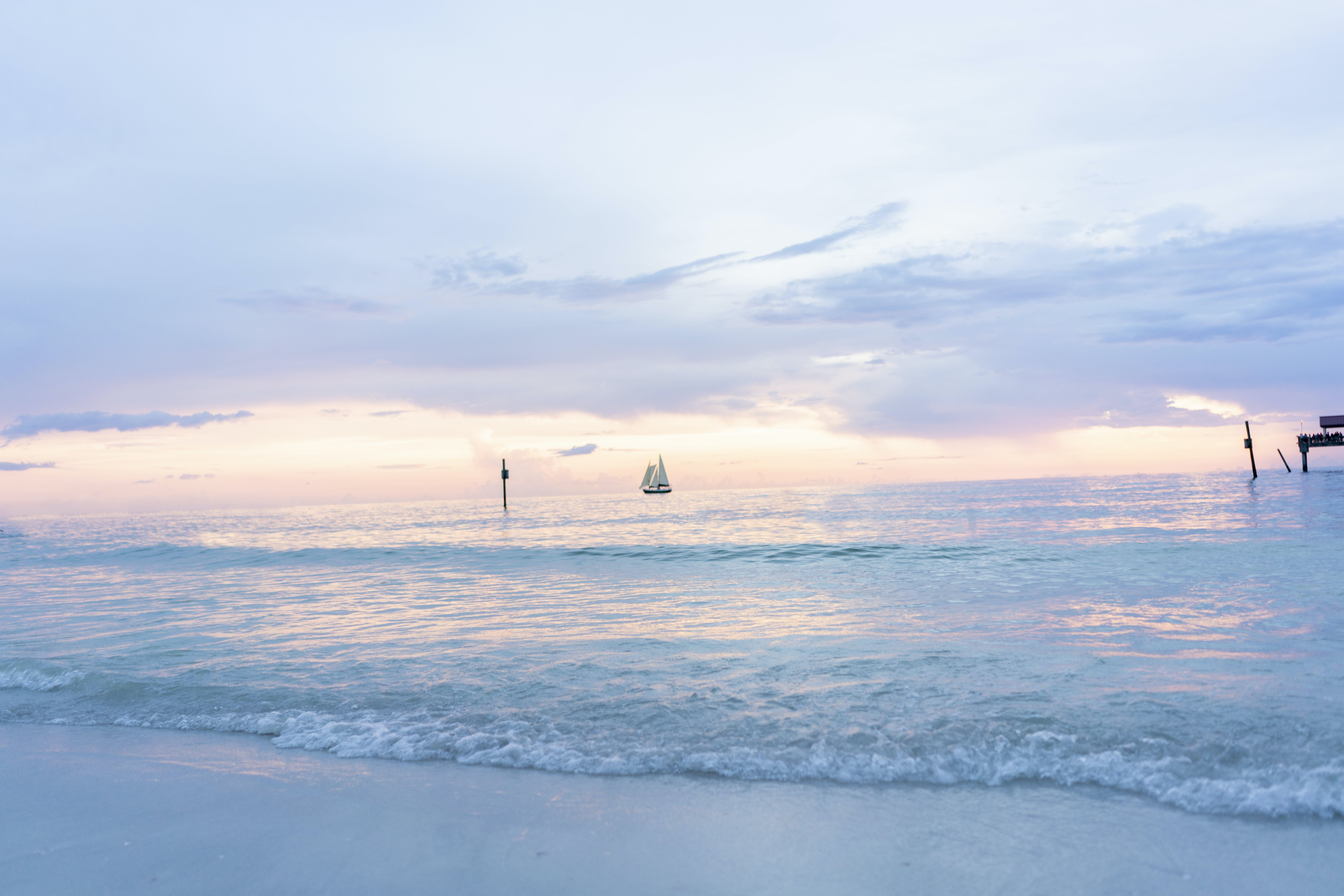 Free stock photo of beach, Clearwater, florida, sand