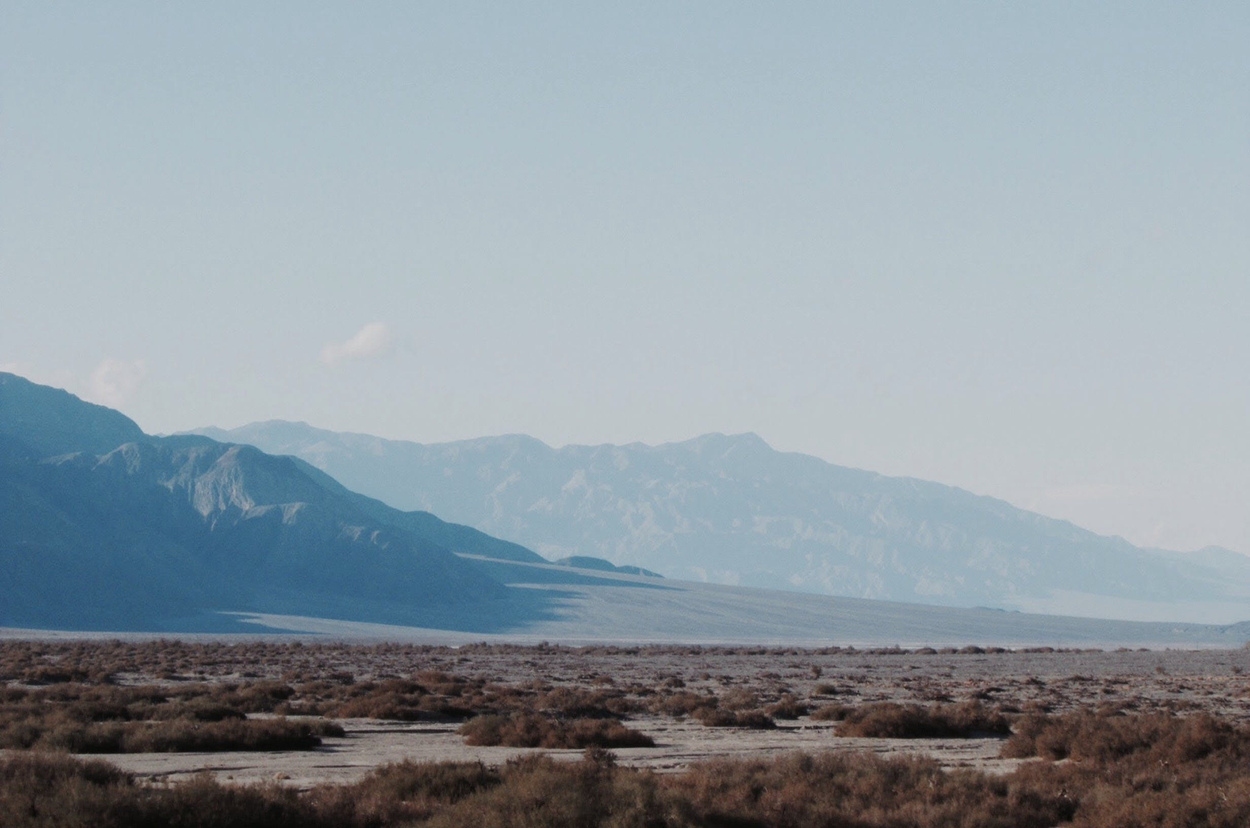 Free stock photo of death valley, death valley national park, hike, landscape