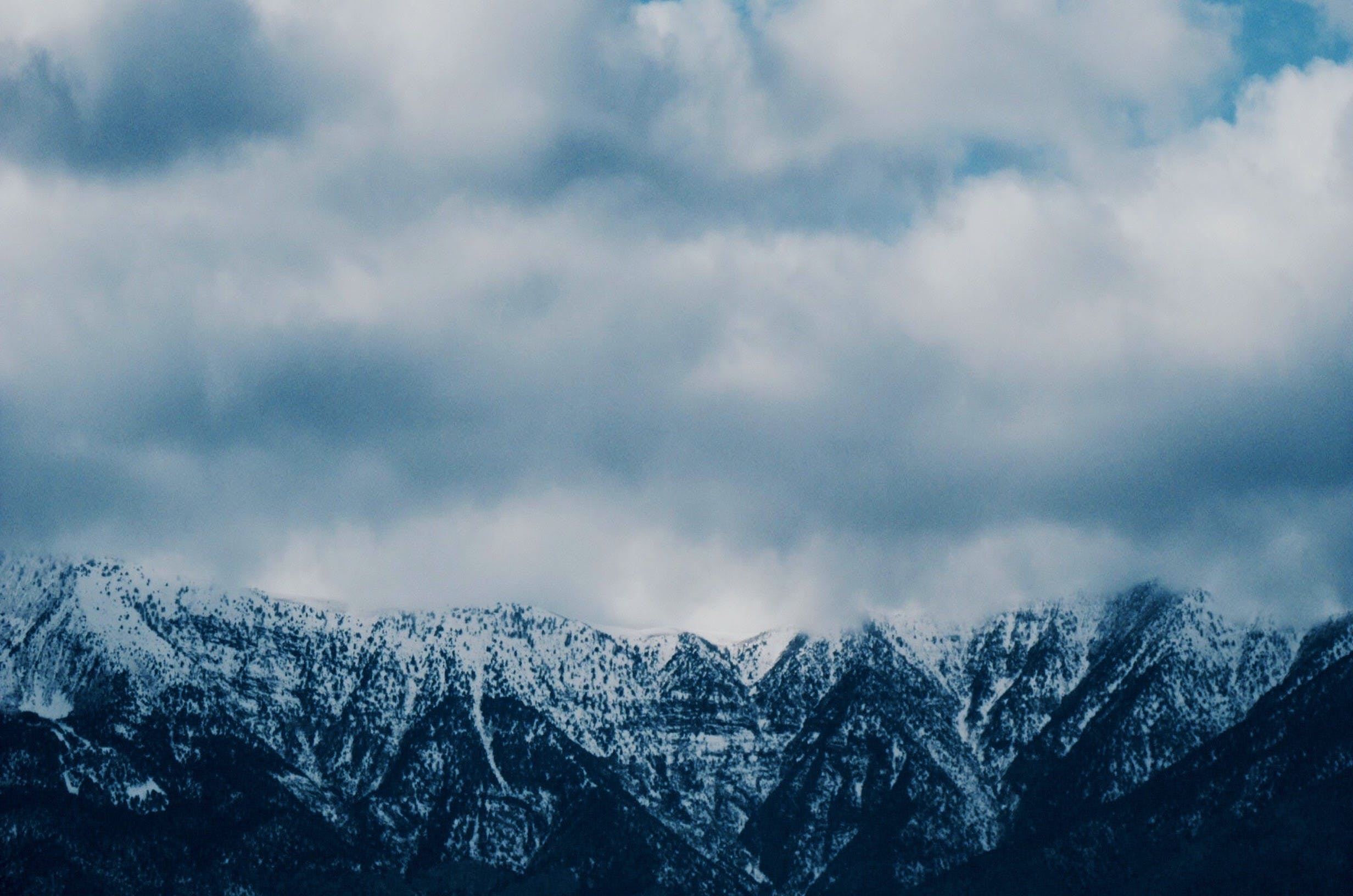 Free stock photo of clouds, cold, death valley, death valley national park