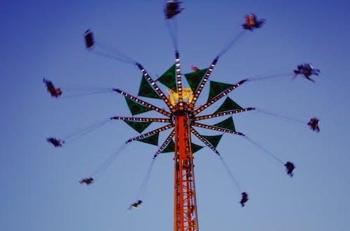 Základová fotografie zdarma na téma festival, houpat, jízda, karneval