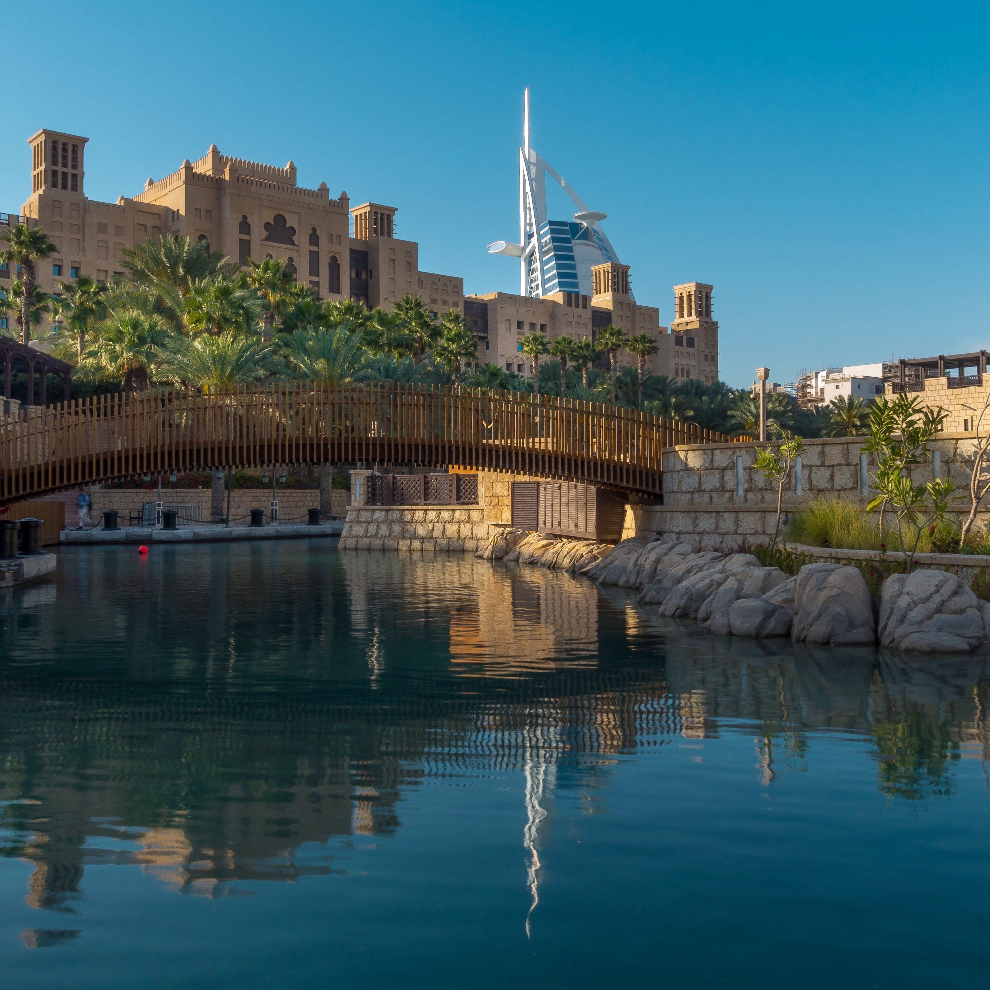 Free stock photo of burj al arab, city, dubai