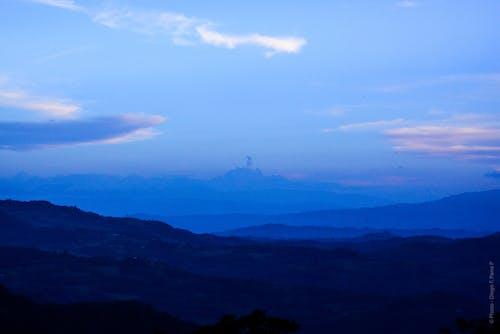 Gratis lagerfoto af baggrund, blå, blå himmel, desktop tapet