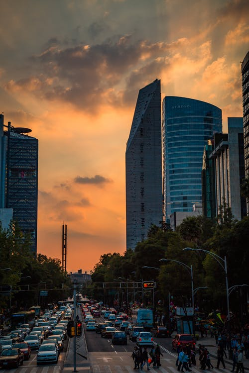 Free stock photo of CDMX, CIUDAD, Tráfico