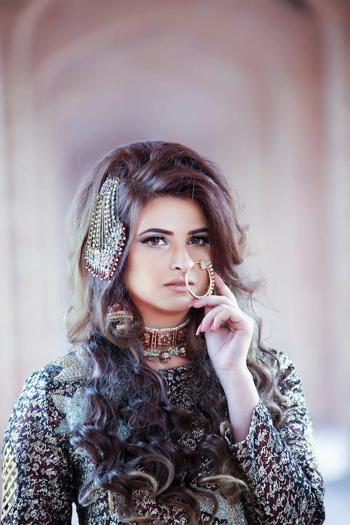 Ingyenes stockfotó dísztárgyak, divat, divatmodell, női modell témában
