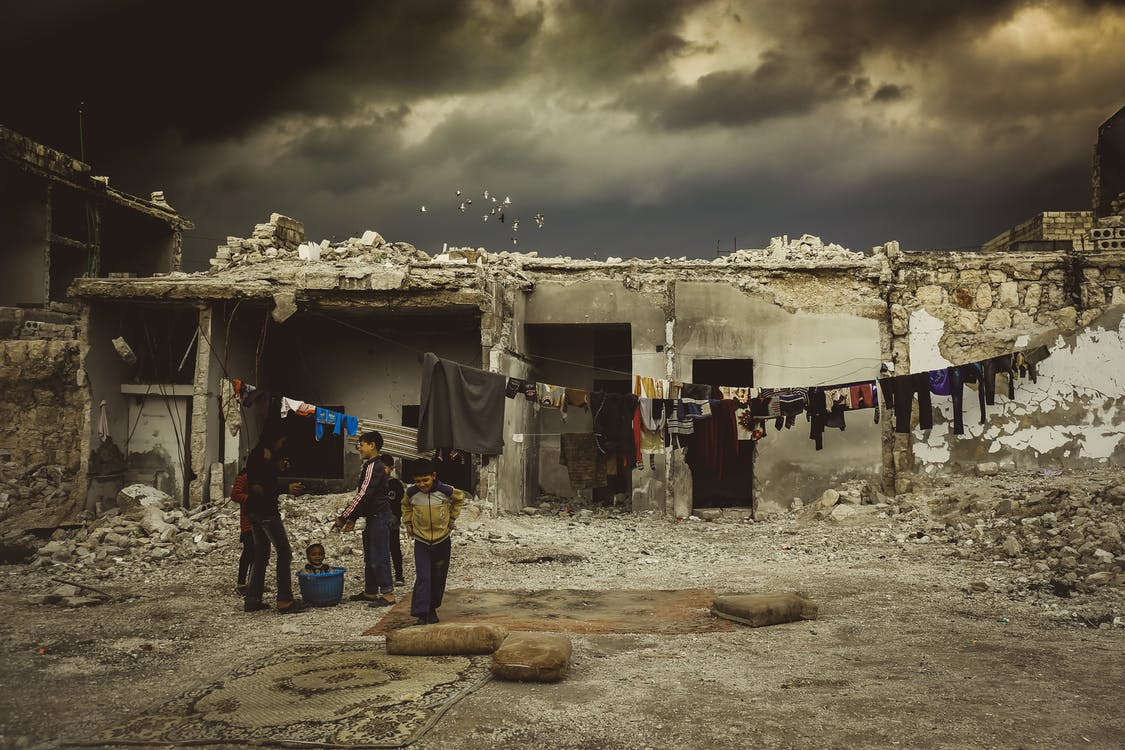 #dilylive #war # παιδιά # πόλη # syria # kieds