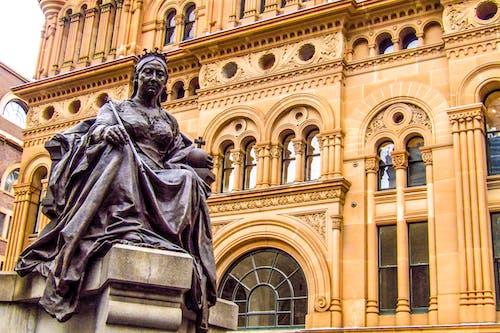 Ảnh lưu trữ miễn phí về ánh sáng ban ngày, bức tượng, lịch sử, Tòa nhà