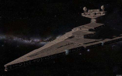 Free stock photo of imperium, star destroyer, star wars, sternzerstörer
