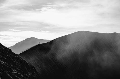 Foto d'estoc gratuïta de alba, boira, capvespre, cel