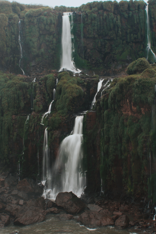 Kostenloses Stock Foto zu brasil, cachoeira, wasser