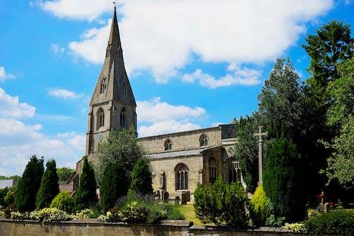 Ảnh lưu trữ miễn phí về cây, làng, nhà thờ, nước Anh