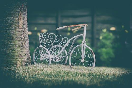 White Garden Tricycle