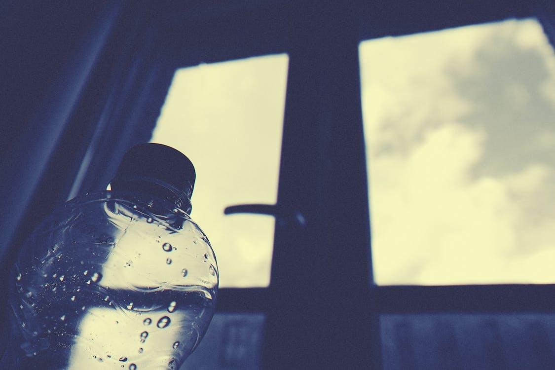 chladný, fľaša, kontajner