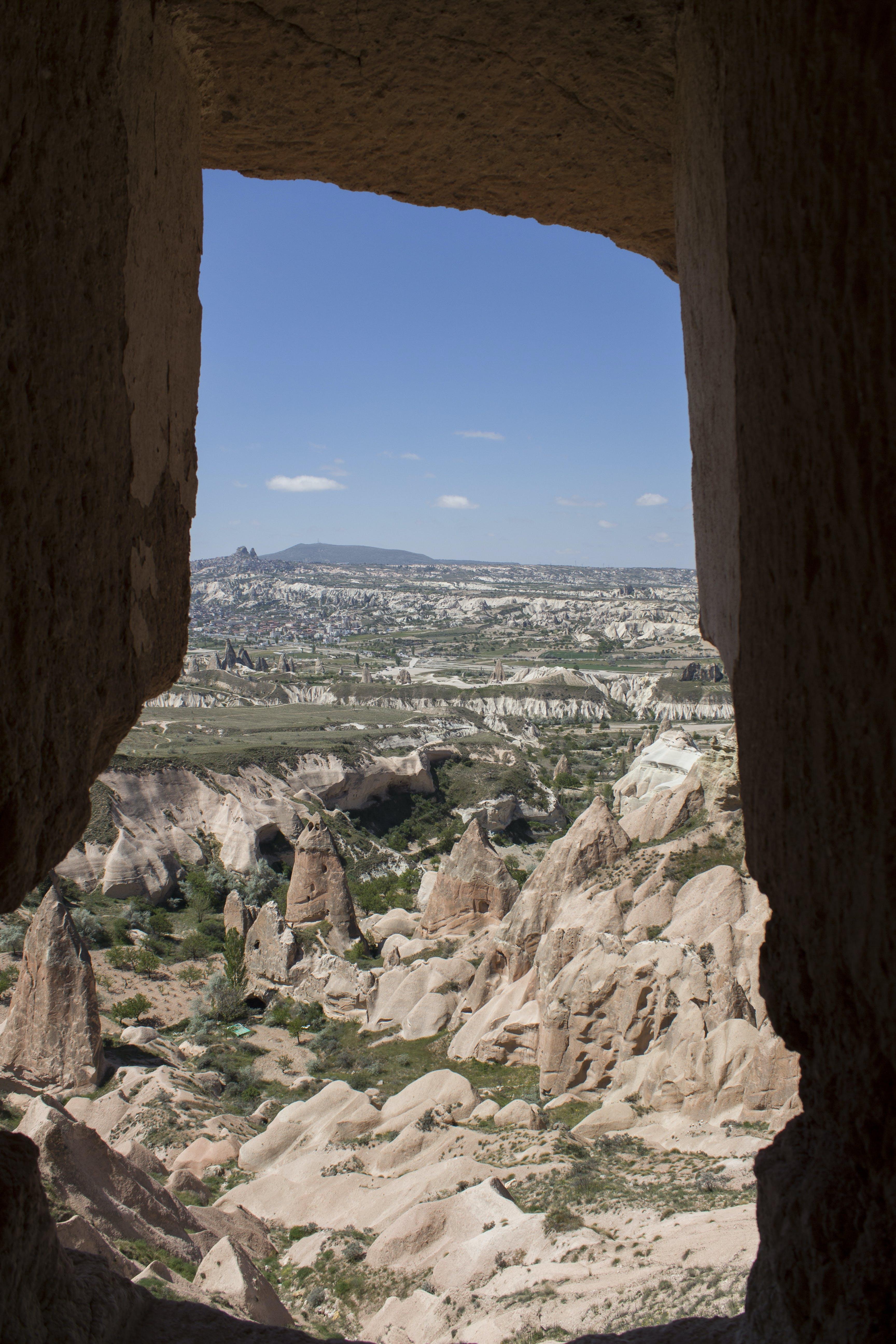 Free stock photo of nature, rocks, valley, cappadocia