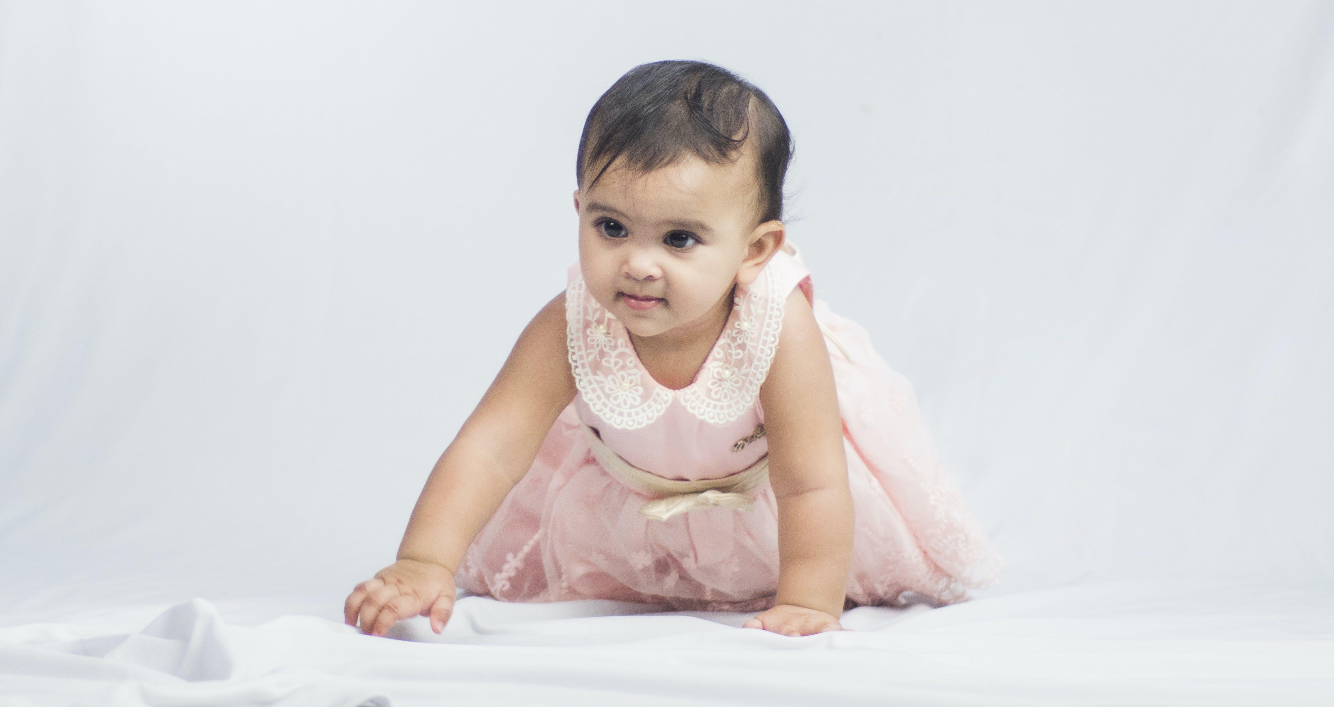 Foto profissional grátis de bebê, bebês, ensaio fotográfico, fofinha