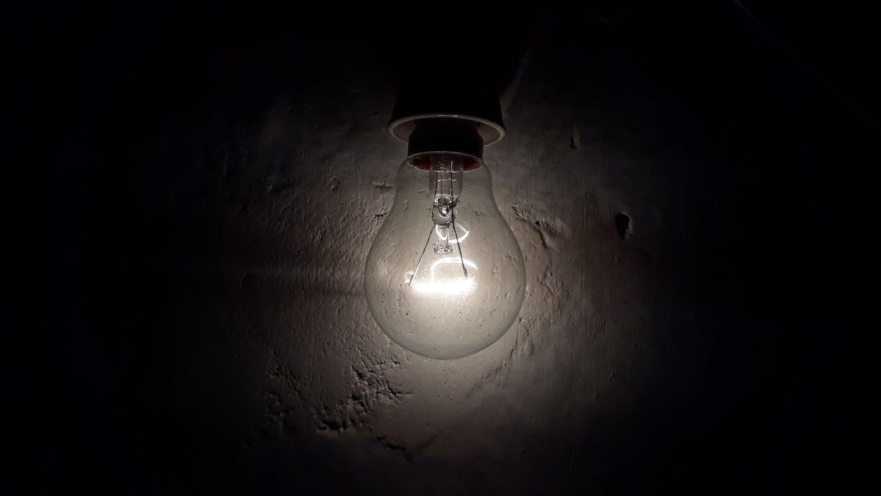 Free stock photo of bulb, energy, light