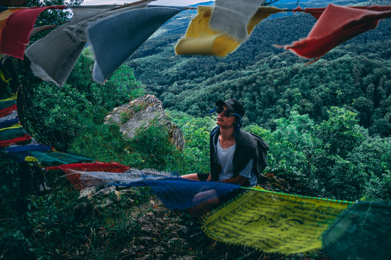 Gratis lagerfoto af bjerg, dagslys, eventyr, farverig
