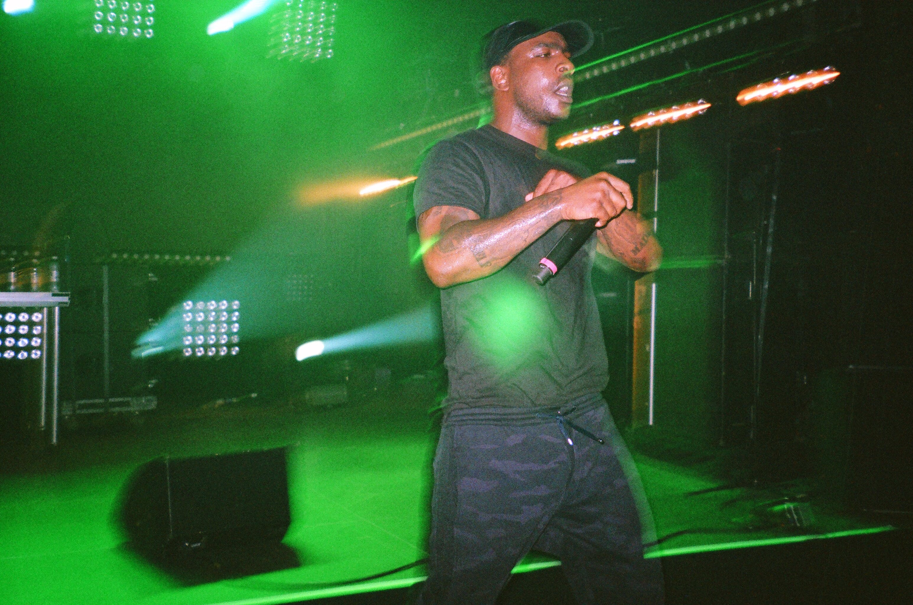 Free stock photo of #skepta #flow #flowfestival #grime