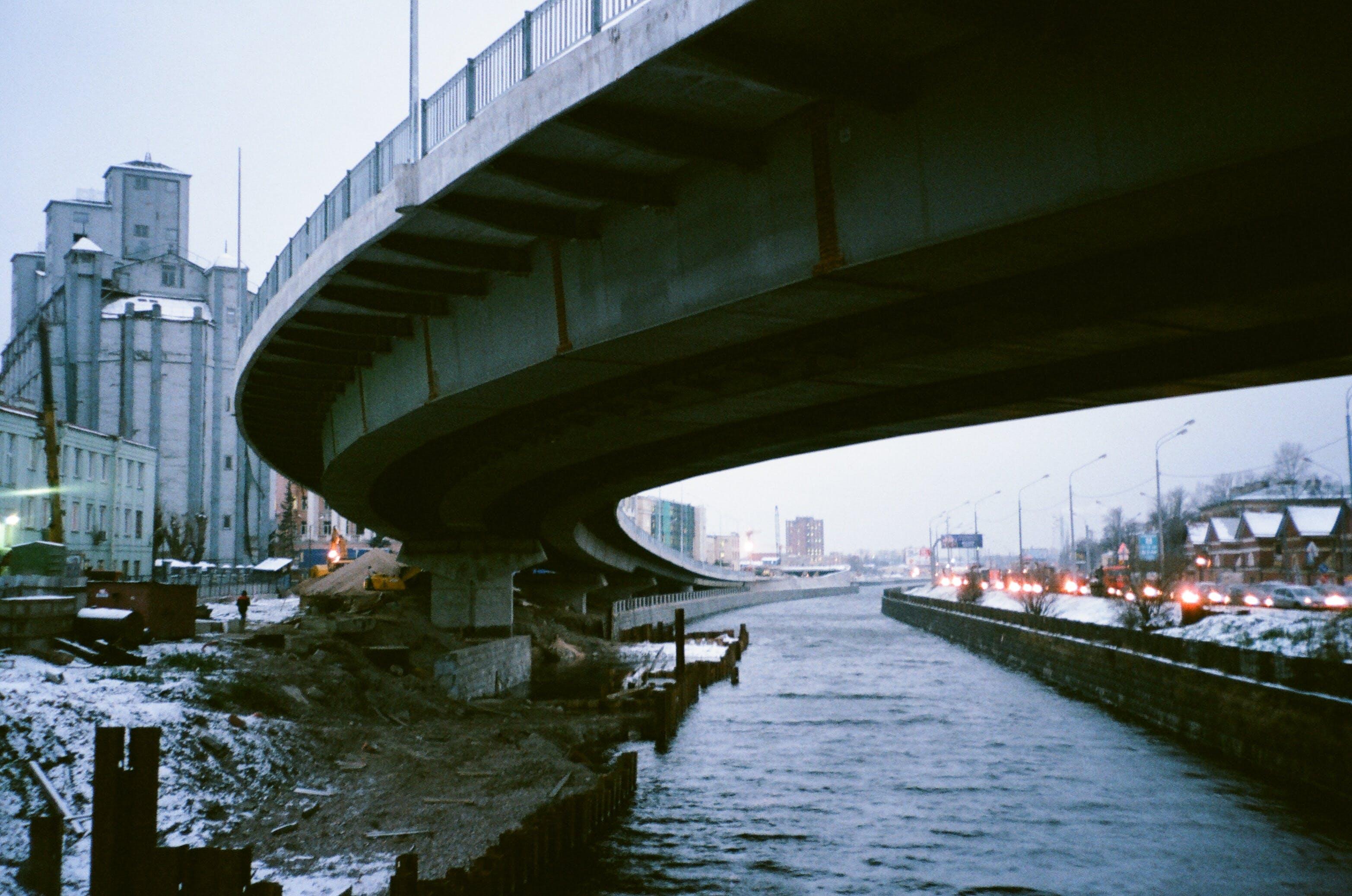 Architectural Photograph of a Bridge