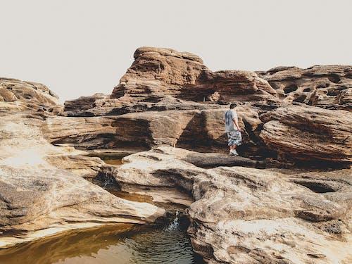 Darmowe zdjęcie z galerii z cichy, formacja geologiczna, krajobraz, malowniczy