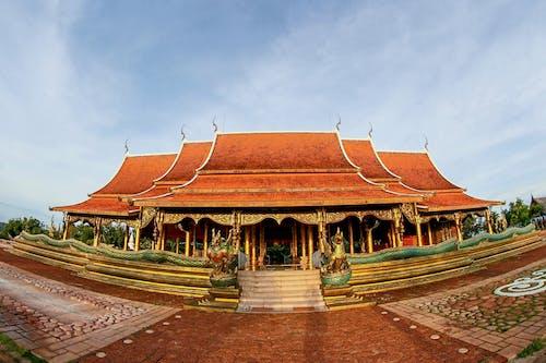 Gratis arkivbilde med arkitektur, Asiatisk, Buddhisme, bygning