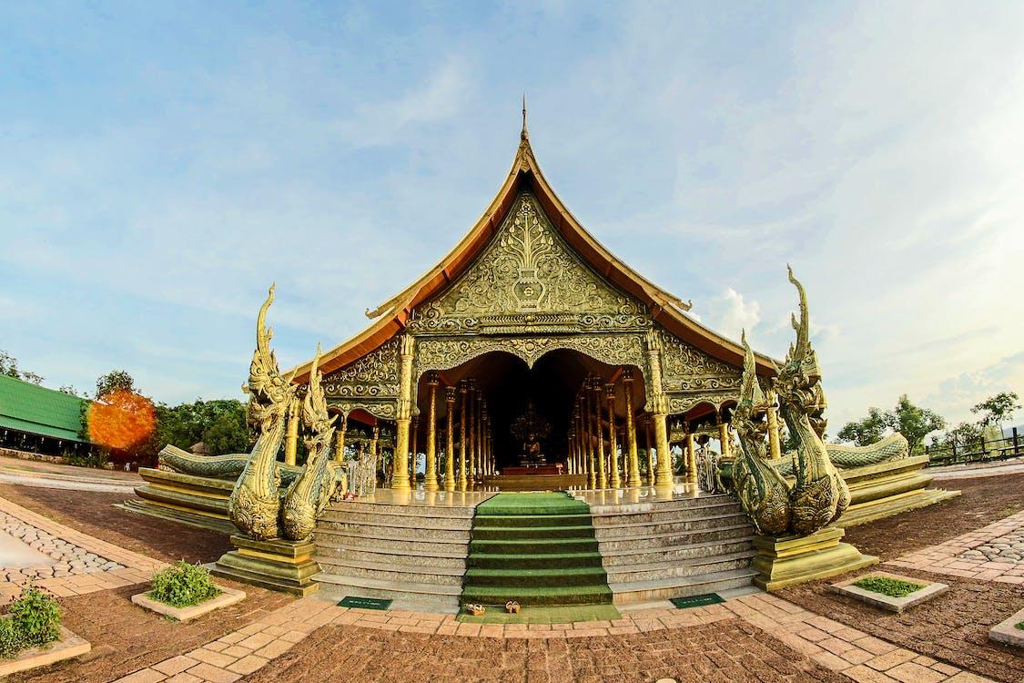 #outdoorchallenge, architektura, Asie