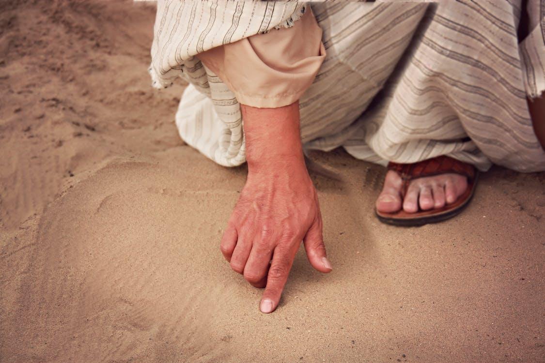 dagtimer, hånd, hjemmesko
