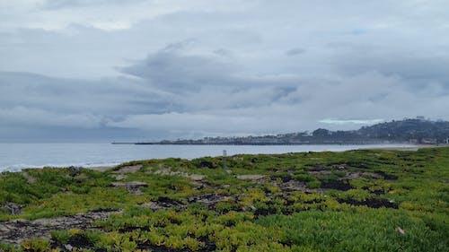 Free stock photo of landscape, ocean, ocean clouds