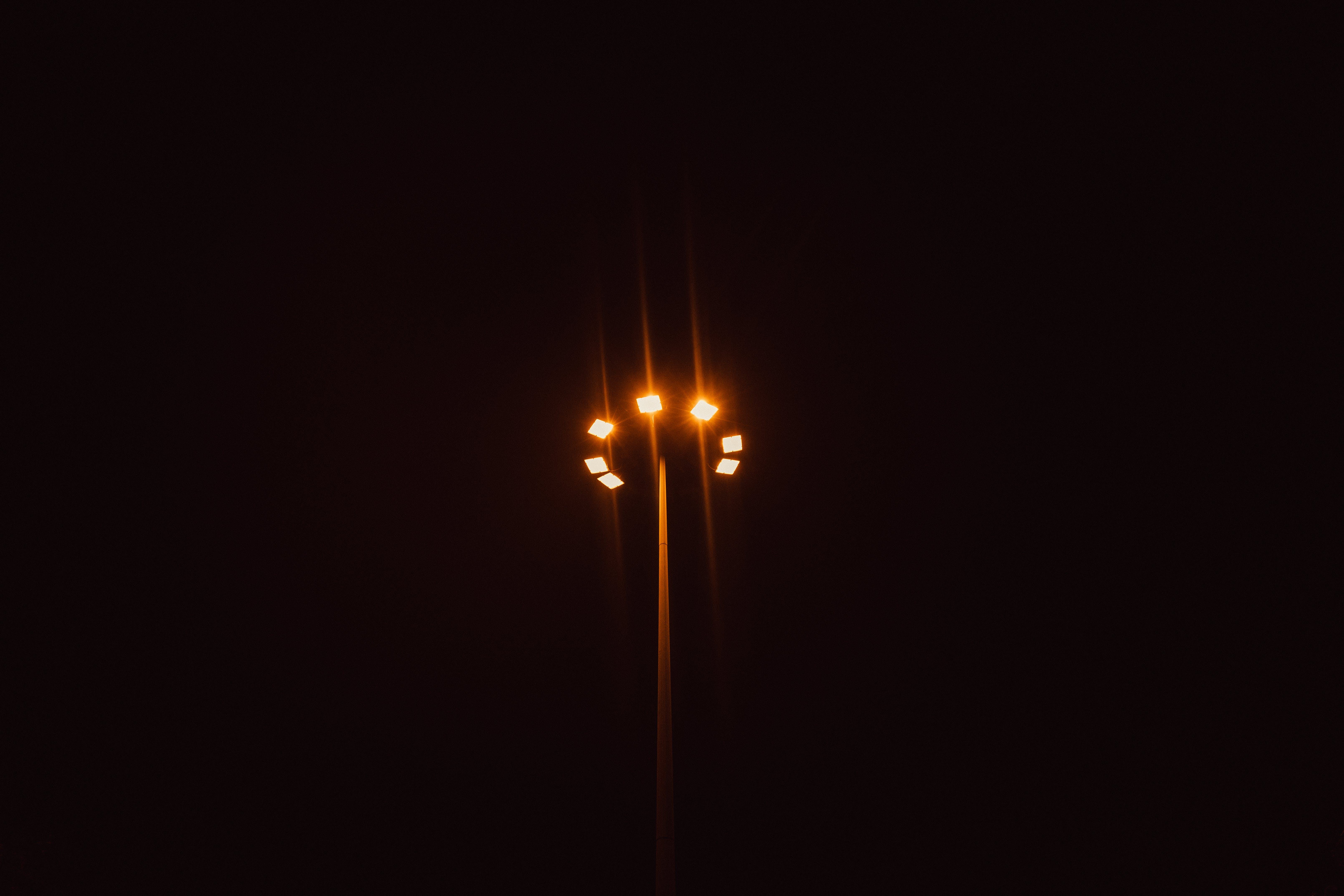 Free stock photo of light, night, dark, lamps