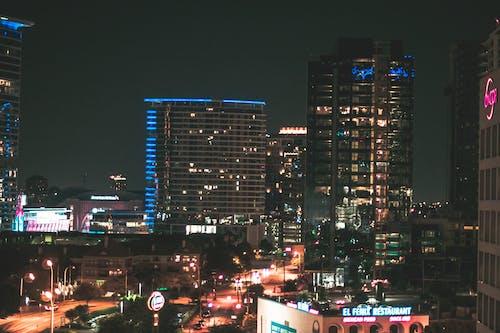 Immagine gratuita di aac, azzurro, centro città, centro delle compagnie aeree americane