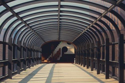Free stock photo of aesthetics, arch, architecture, bridge
