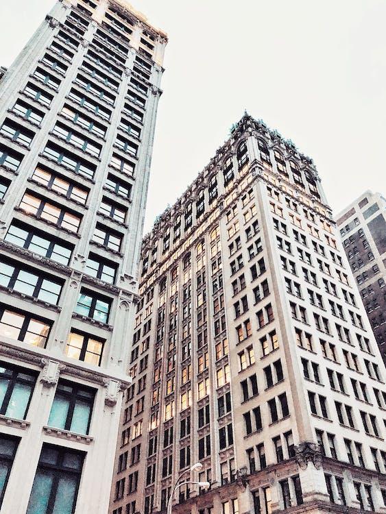 城市, 城鎮, 天空 的 免費圖庫相片