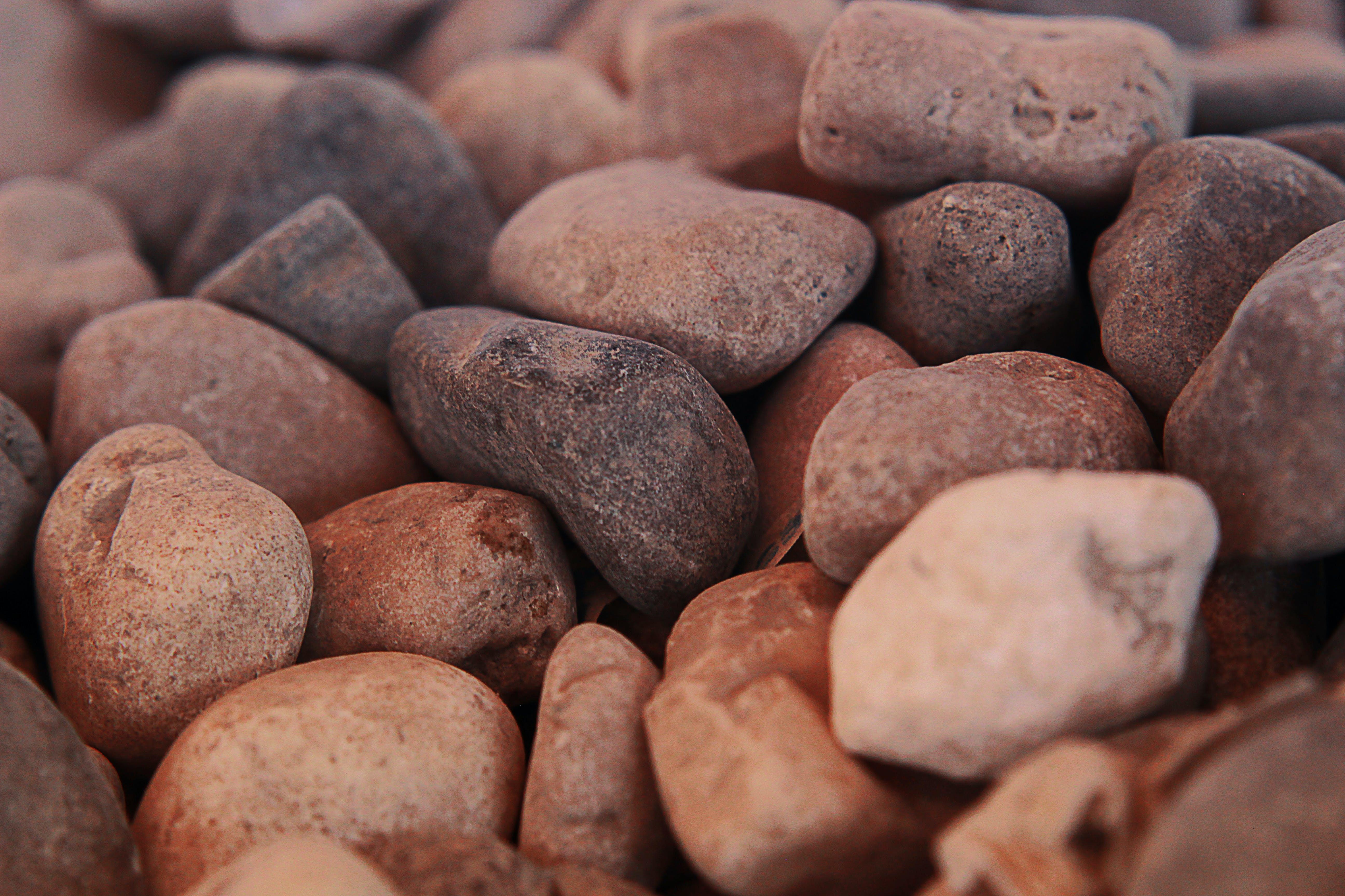 Closeup Photo of Rocks