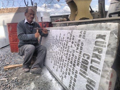 Free stock photo of tombstone