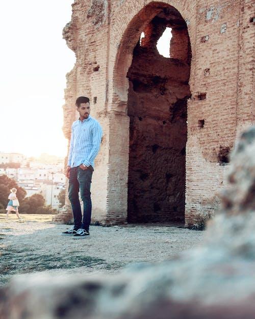 Darmowe zdjęcie z galerii z chłopak, fez, klasa, maroko