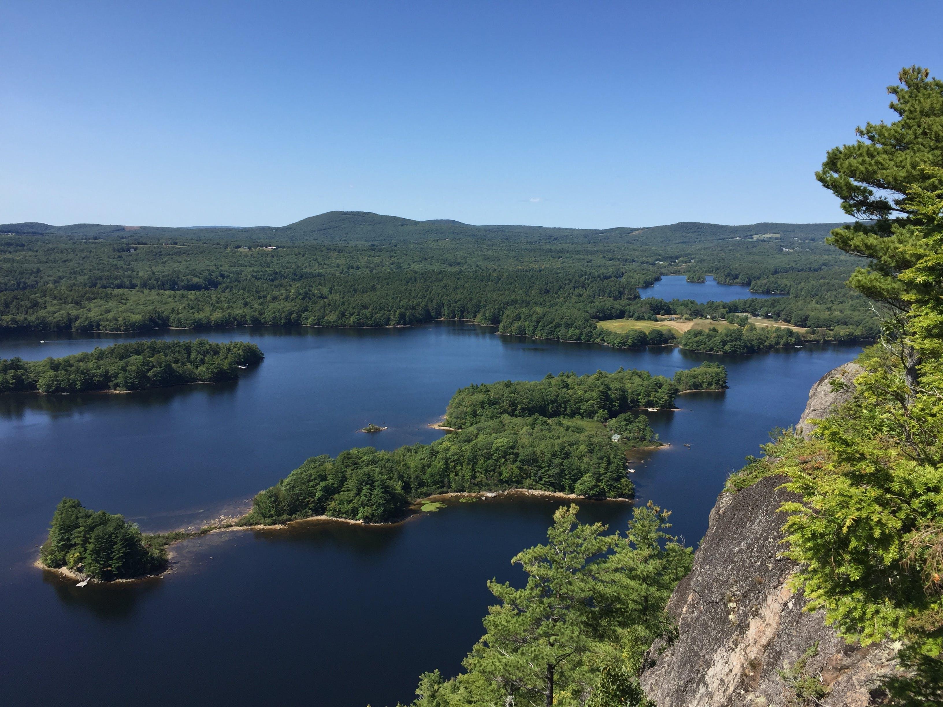 Free stock photo of nature, mountain, cliff, vista
