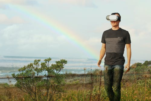VR, 人, 天性, 天空 的 免費圖庫相片